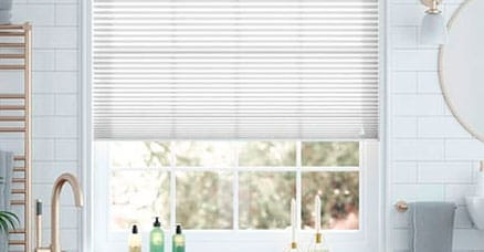 buo blinds for bathrooms