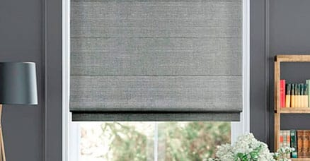 roman blinds for bedrooms