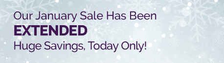 January Sale - Extended