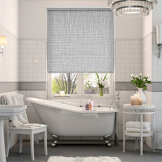 Amazon Grey Roller Blind