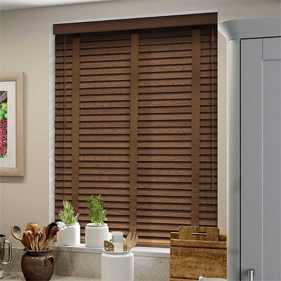 Made To Measure Wooden Blinds Get Your Perfect Size For Less