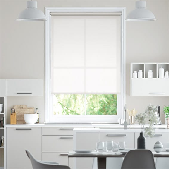Antiviral Cotton Roller Blind