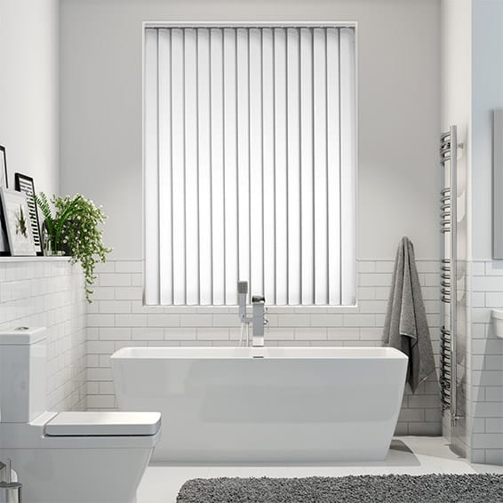 Arcadia Porcelain Vertical Blind