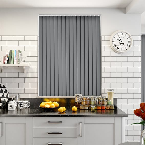 Arcadia Steel Vertical Blind