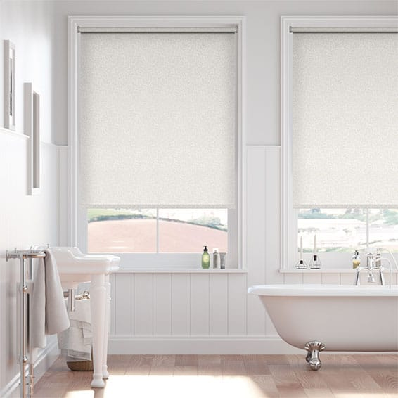 Argyle Dawn Frost Roller Blind