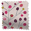 Berry Tree Mini Plum Roman Blind slat image
