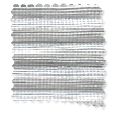 BiFold ClickFit Premier Silver Pleated Blind slat image