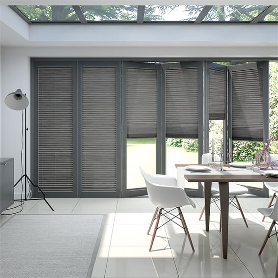BiFold ClickFIT Supreme Pumice Pleated Blind