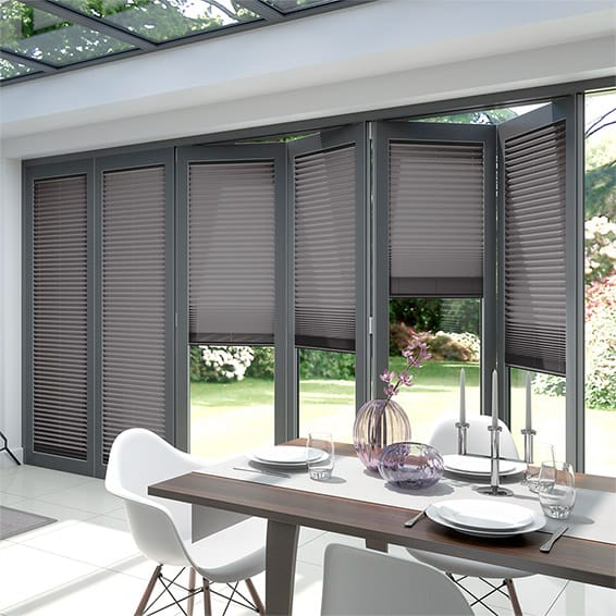 Dark Roller Blinds