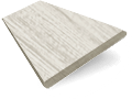 Birch Bark Faux Wood Blind - 50mm Slat slat image