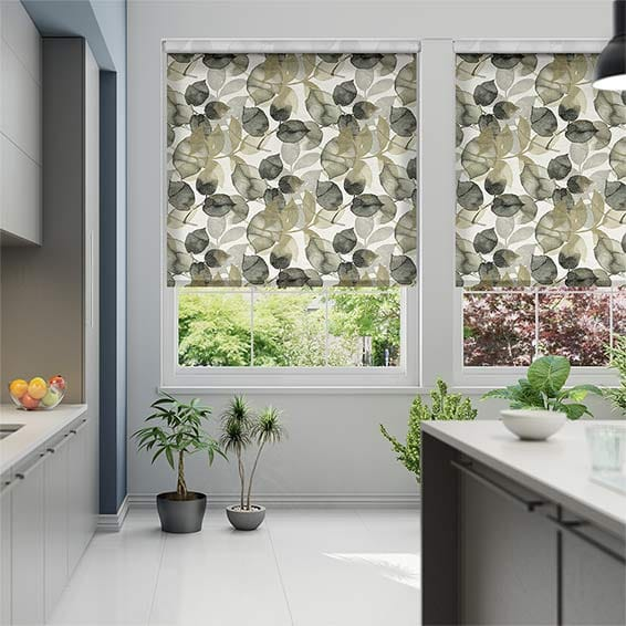 Blakely Vapour Grey Roller Blind