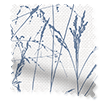Blowing Grasses Blue Roller Blind slat image