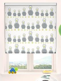 Blackout Childrens Blinds Fun Kids Bedroom Designs