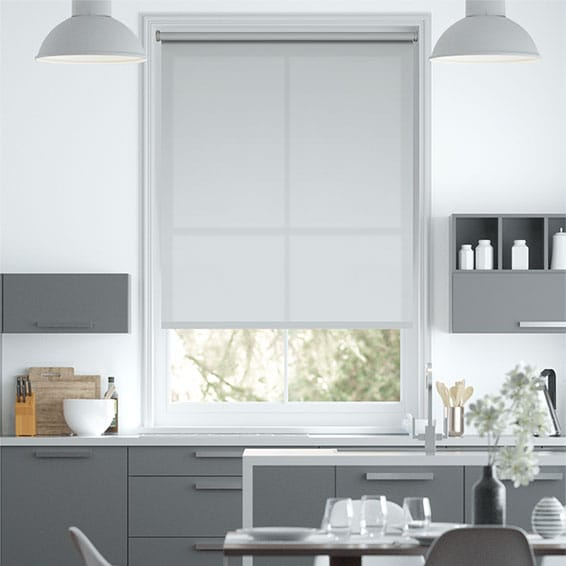 Cadiz Misty Horizon Roller Blind