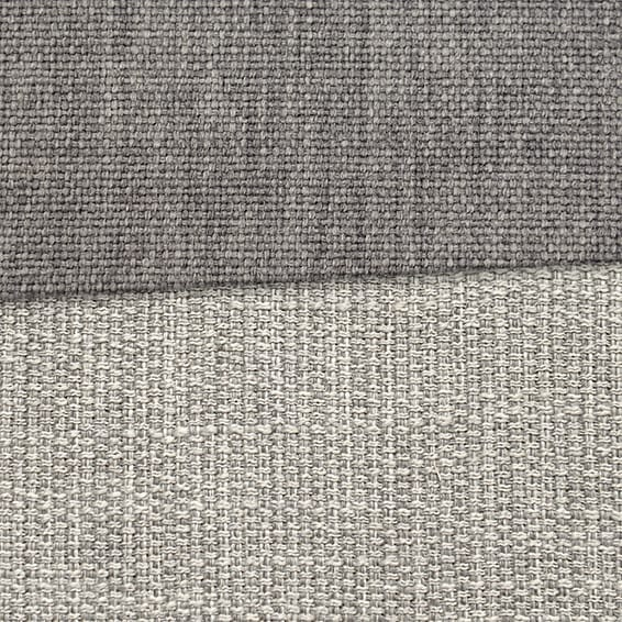 Caldicot Woven Grey Roman Blind