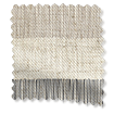 Cardigan Stripe Linen Stone Roman Blind sample image