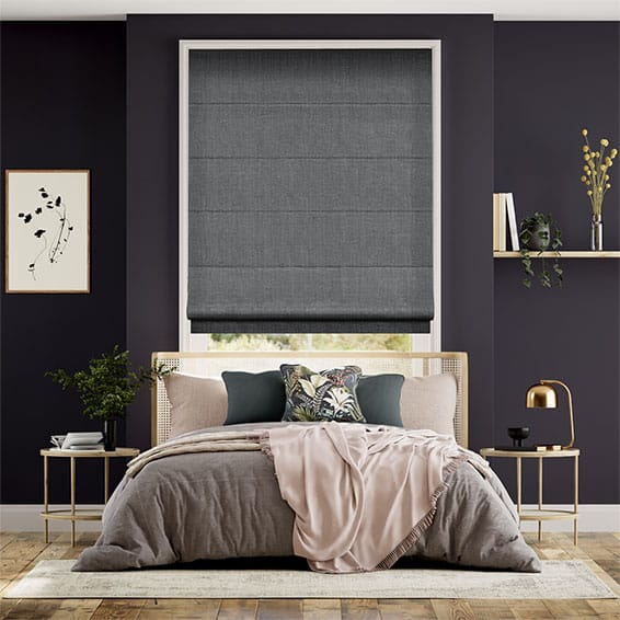 Cavendish Flint Roman Blind