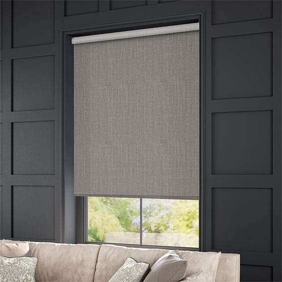 Choices Cavendish Mid Grey Roller Blind