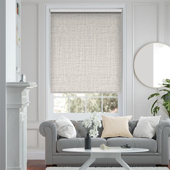 Choices Acantha Warm Grey Roller Blind