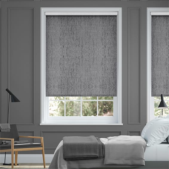 Choices Belmont Steel Grey Roller Blind
