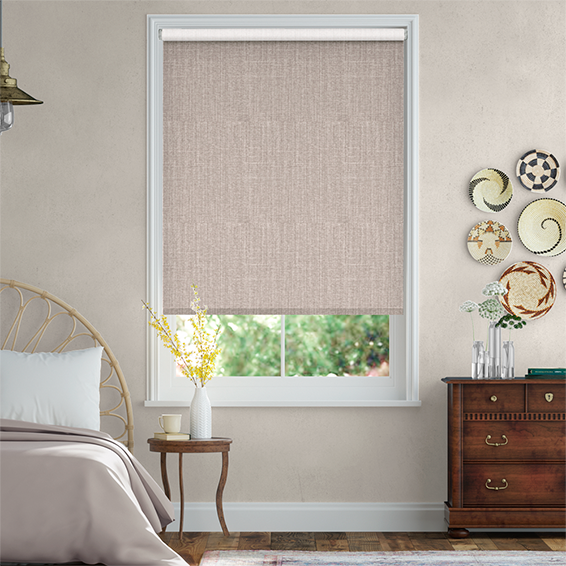 Choices Cavendish Blush Roller Blind