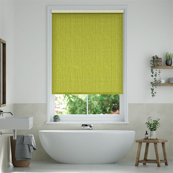 Choices Cavendish Lime Roller Blind
