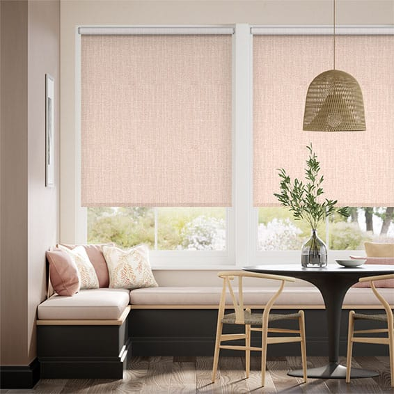 Choices Cavendish Warm Blush Roller Blind