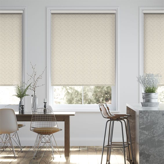 Choices Elysee Wheat Roller Blind