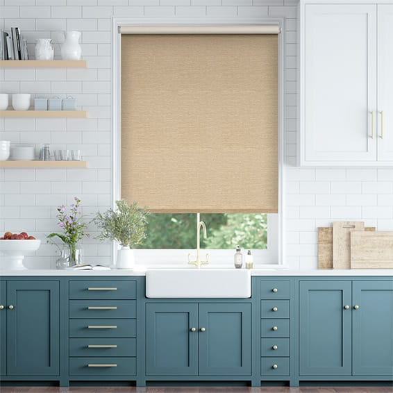 Choices Harrow Oatmeal Roller Blind