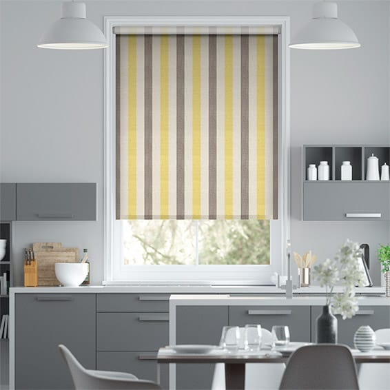 Choices Hathaway Lemondrop Roller Blind