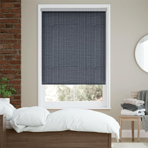 Choices Leyton Deep Navy Roller Blind
