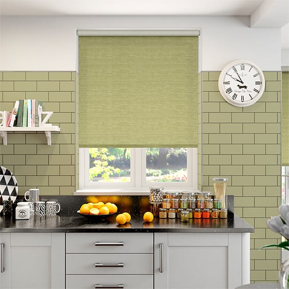 Choices Loretta Apple Roller Blind