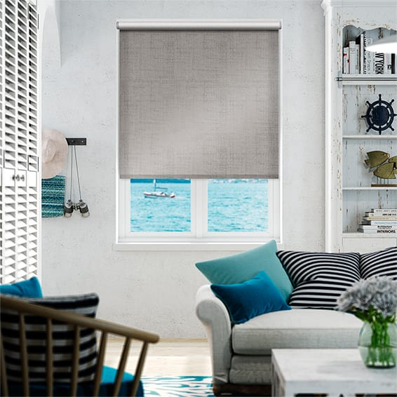 Choices Luster Graphite Roller Blind