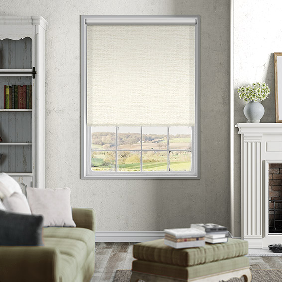 Choices Mallay Soft Cream Roller Blind