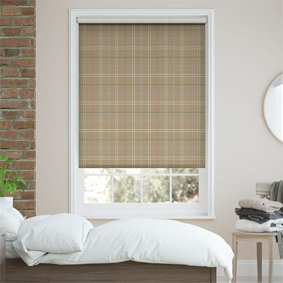 Choices Morton Thistle Roller Blind