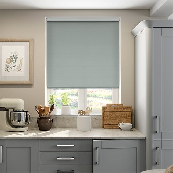 Choices Penrith Duck Egg Roller Blind