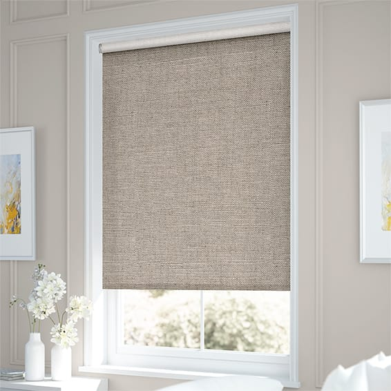 Choices Pure Linen Roller Blind