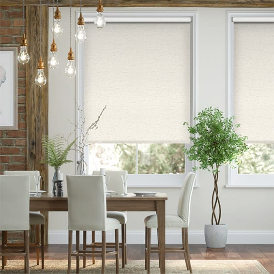 Choices Quincy Vanilla Roller Blind