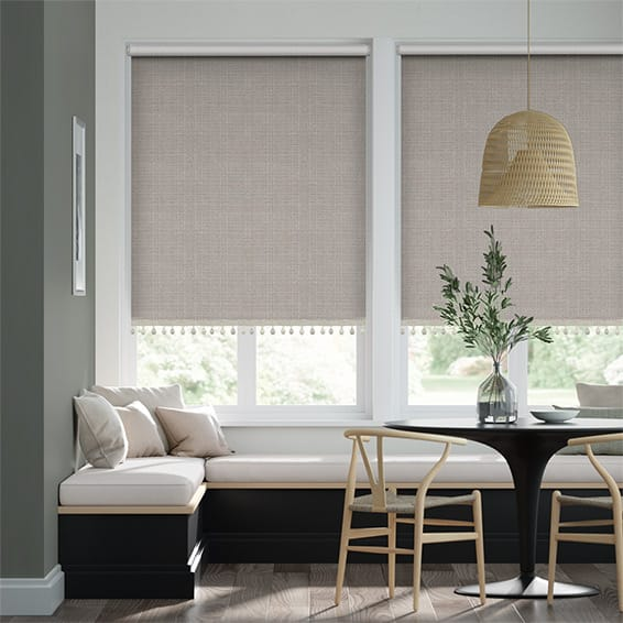 Choices Quintessence Paloma & Stone Roller Blind