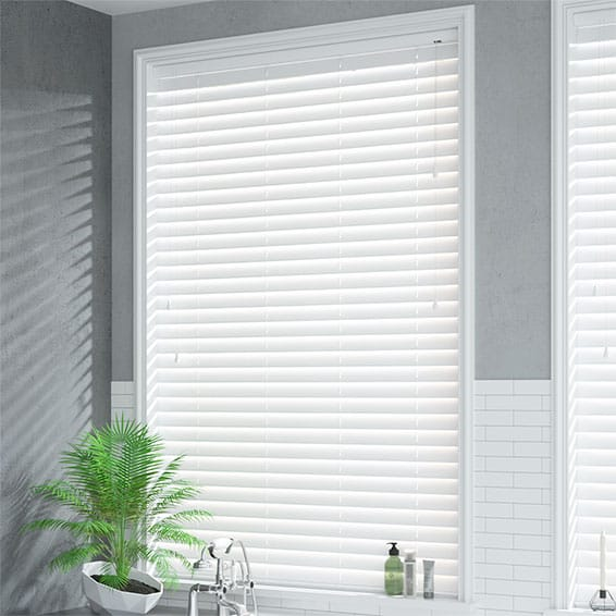 Wooden Blinds Affordable Bespoke Faux Wood Blinds 2go