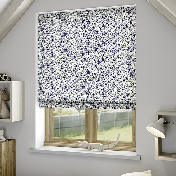 Emma Bridgewater Roman Blinds Get Made To Measure Roman
