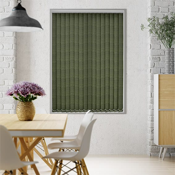 Dales Moss Vertical Blind