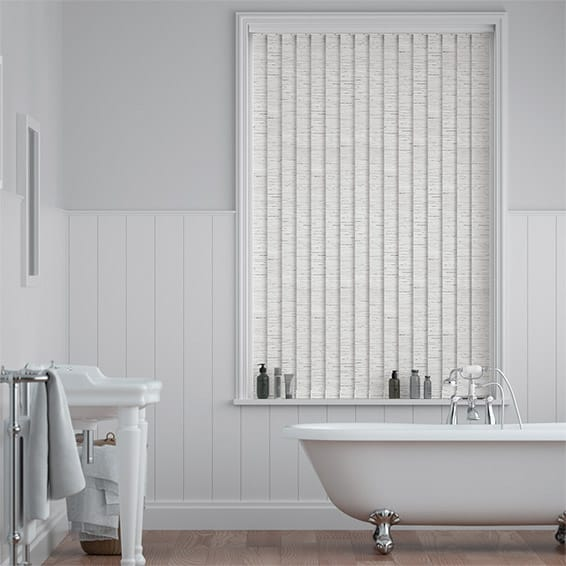 Dartford Birch Vertical Blind