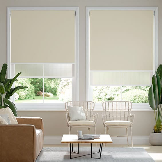 Double Roller Beach Blind