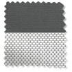 Double Roller Iron Grey Blind slat image
