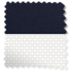 Double Roller Navy Blind slat image