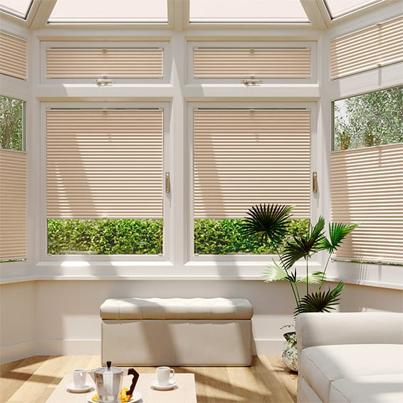 DuoLight Almond EasiFIT Thermal Blind