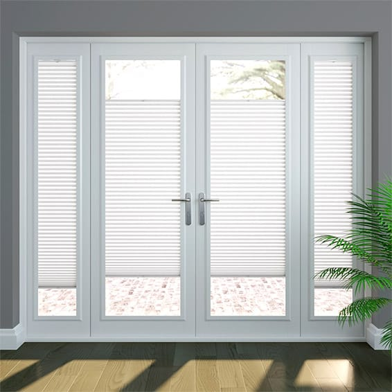 DuoLight Bright White PerfectFIT Thermal Blind