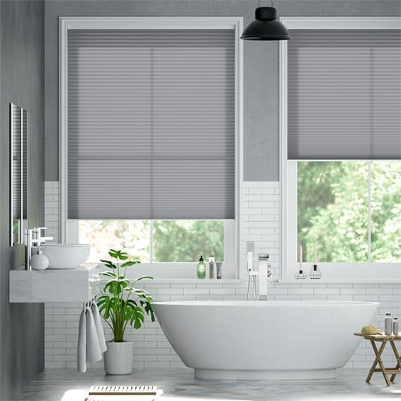 DuoLight Cordless Steel  Thermal Blind