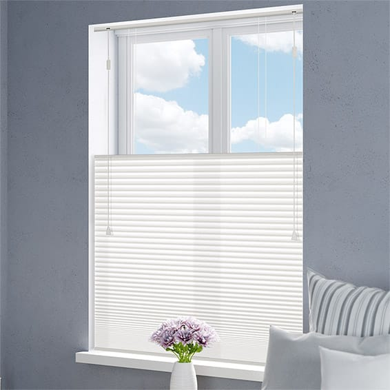 Duolight cotton top downbottom up thermal blind solutioingenieria Image collections